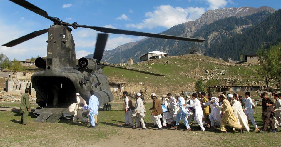 Fuga no Paquistão