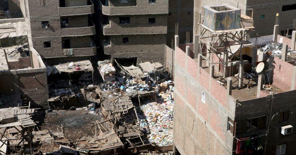 Lixo no Egito