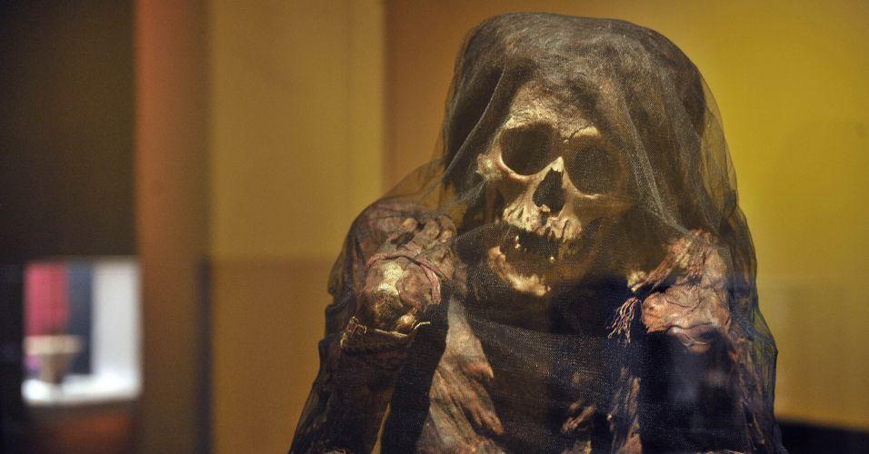 Múmia inca