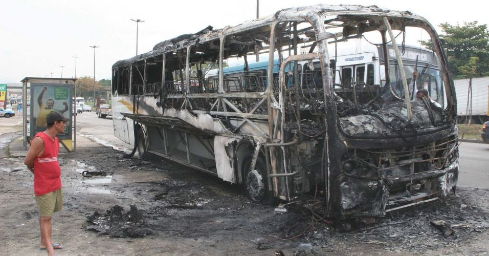 Ônibus no Rio