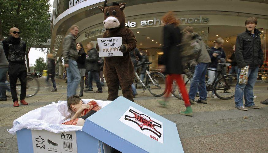 Protesto do Peta