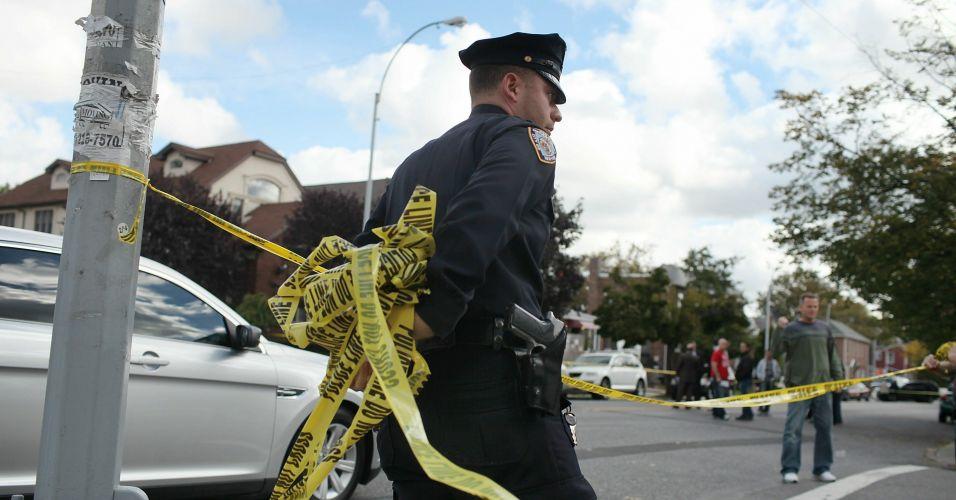Crime nos EUA