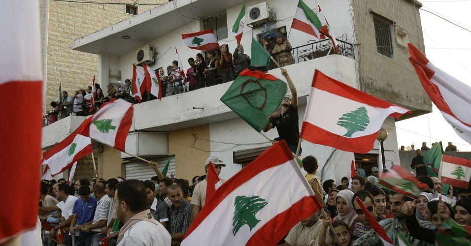 Ato no Líbano