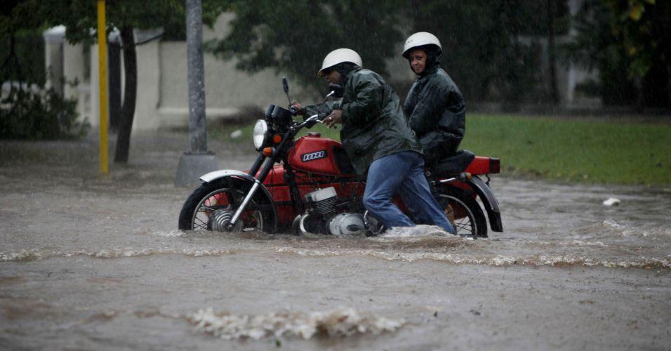 Tempestade em Cuba