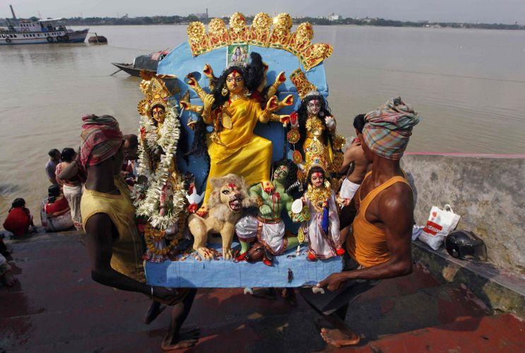 Deusa na Índia