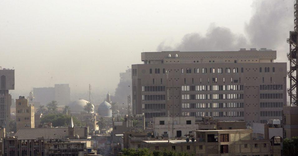 Explosões no Iraque