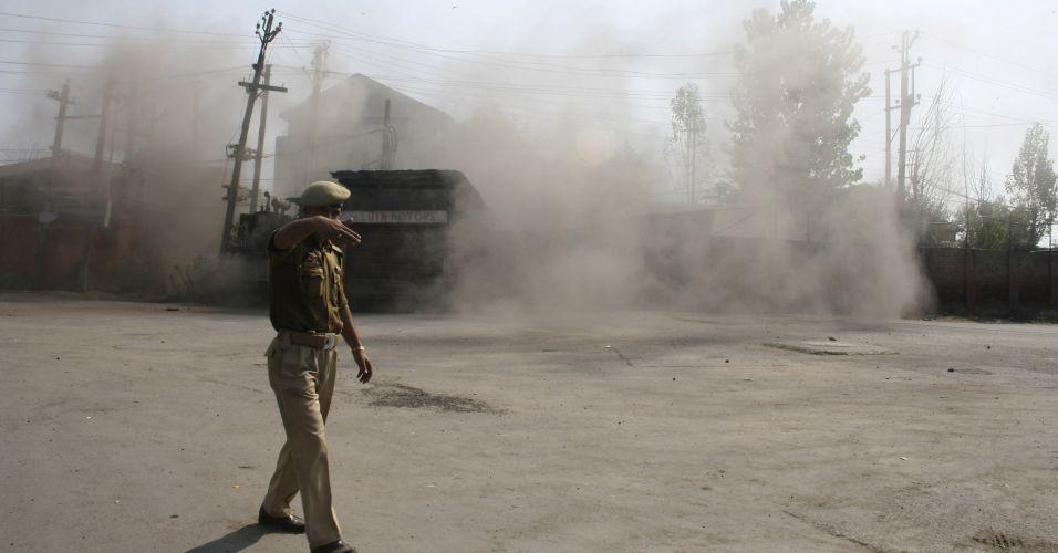 Bomba na Índia