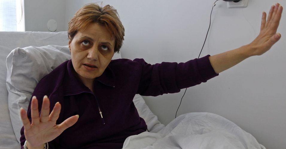 Greve de Fome na Romênia