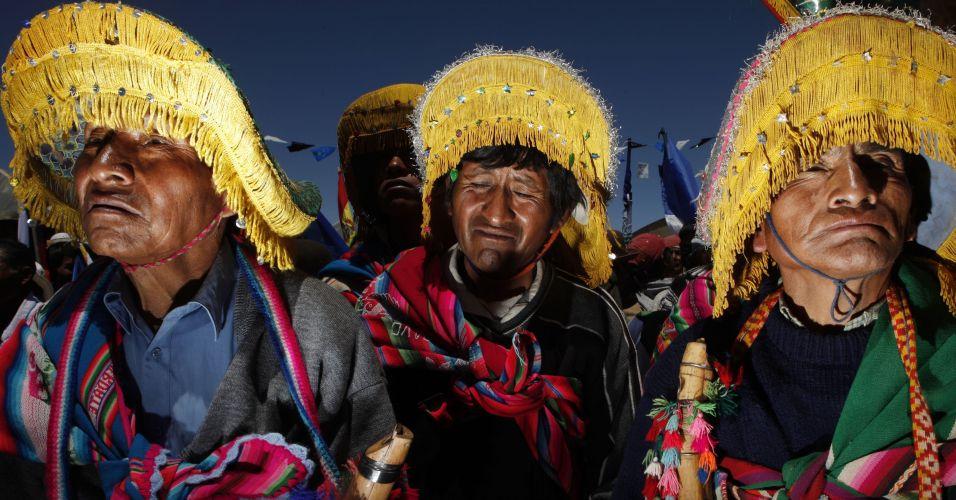 Programa de governo na Bolívia