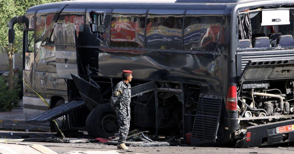 Ataque em Bagdá