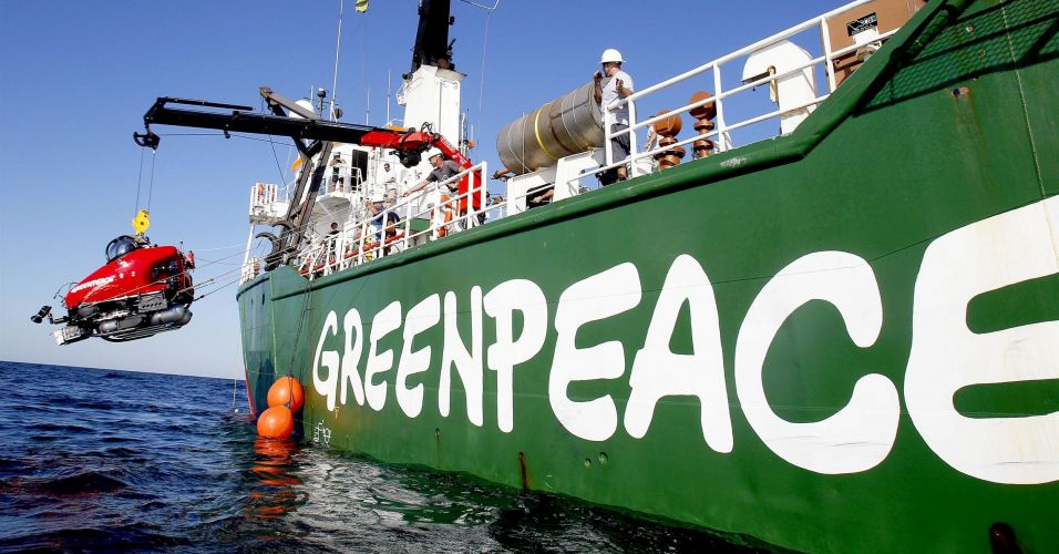 Expedição do Greenpeace