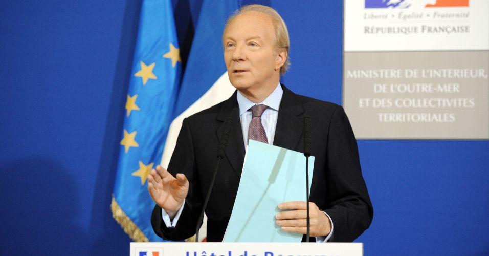 Ministro fala sobre protestos na França