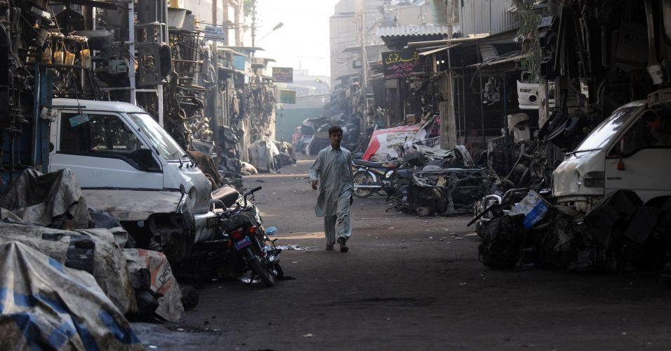 Ataques no Paquistão