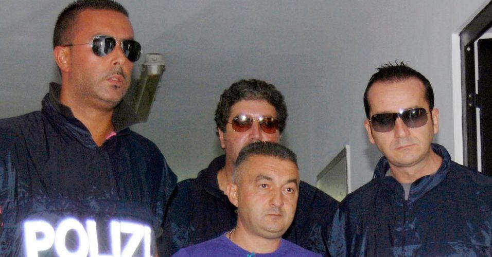 Prisão na Itália