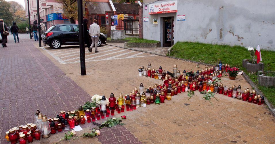 Morte na Polônia