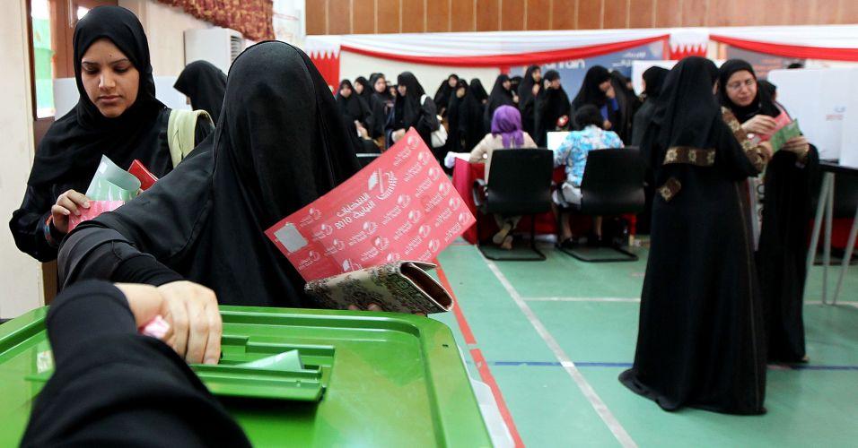 Eleições em Bahrein