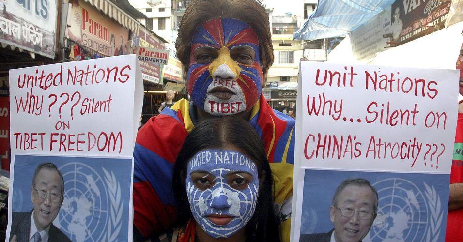 Em defesa do Tibete