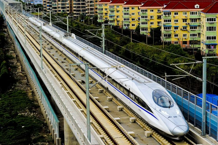 Trem-bala chinês