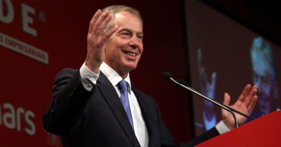 Blair em SP