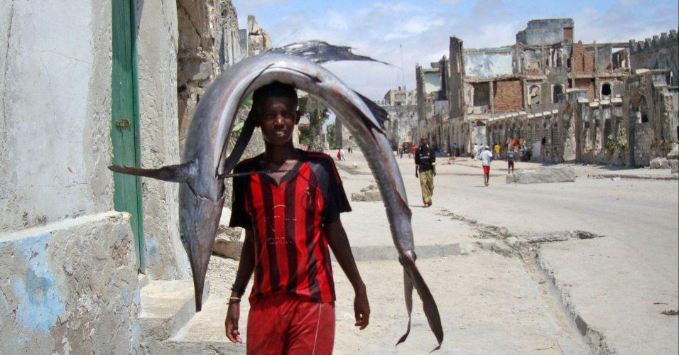 Peixe na Somália