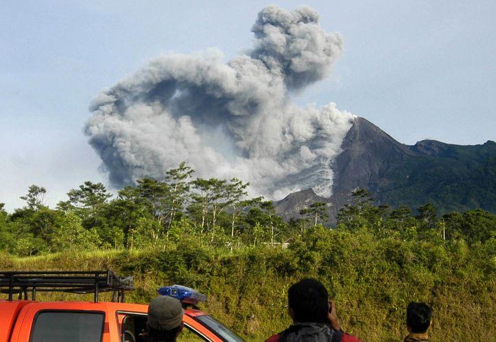 Vulcão Merapi