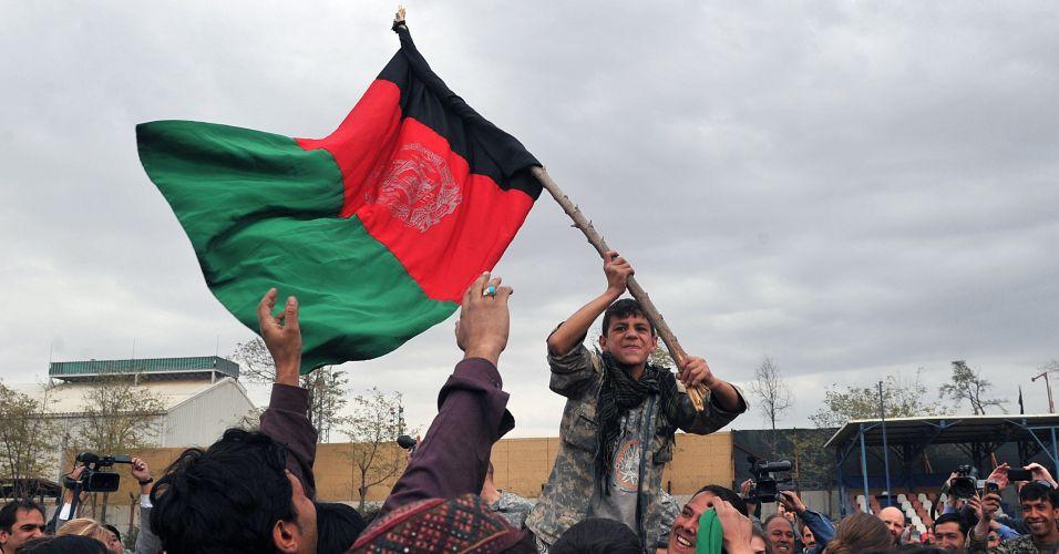 Futebol no Afeganistão