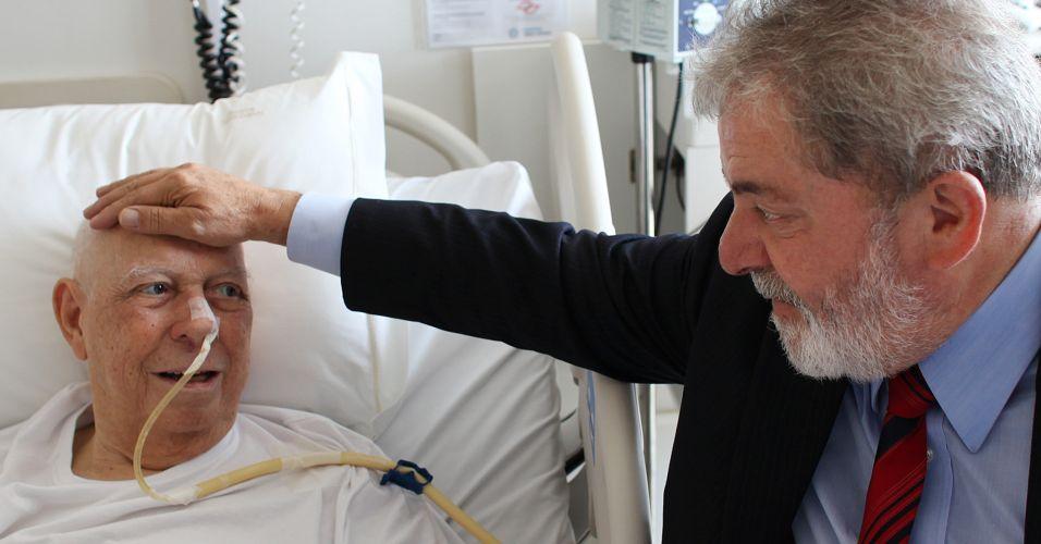 Lula em SP
