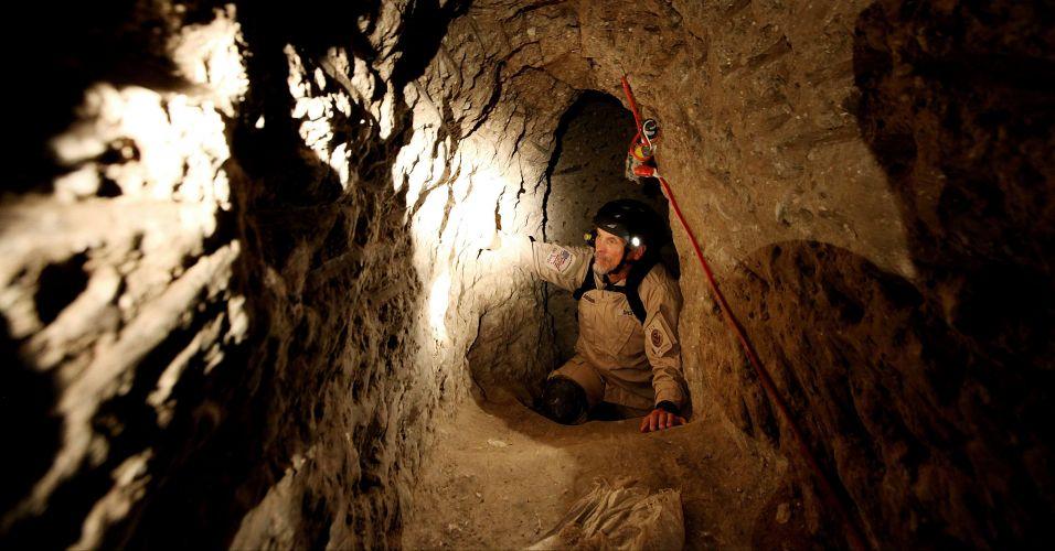 Túnel secreto