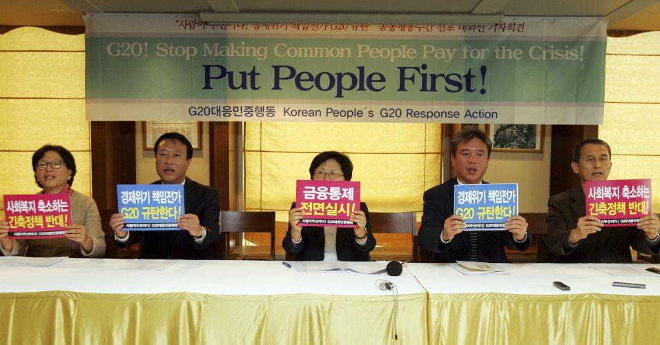 G20 em Seul