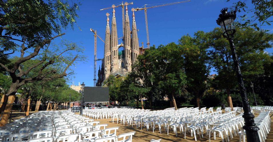 Visita do papa à Espanha