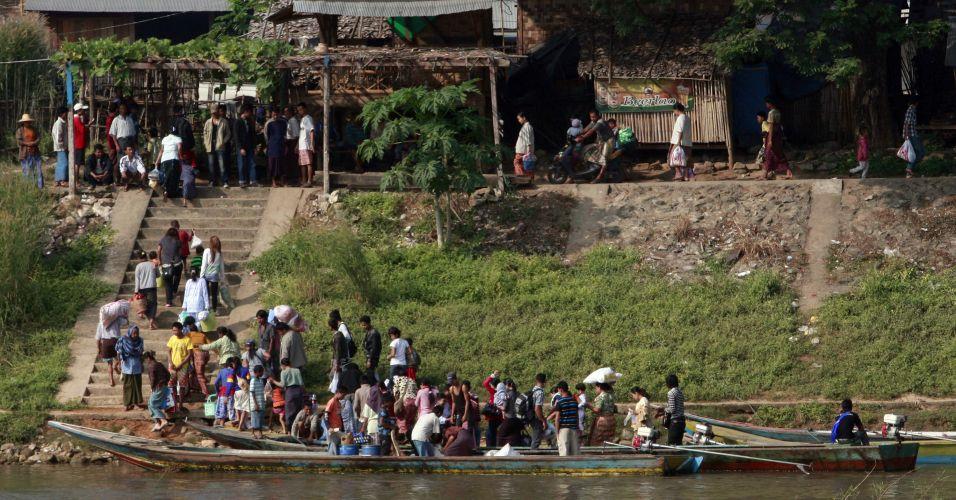 Retorno de refugiados a Mianmar