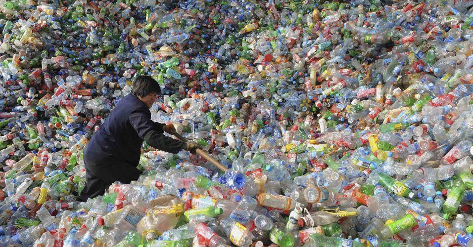 Reciclagem na China