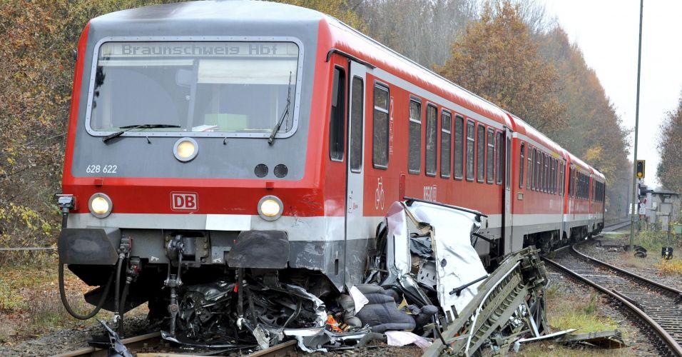 Acidente na Alemanha