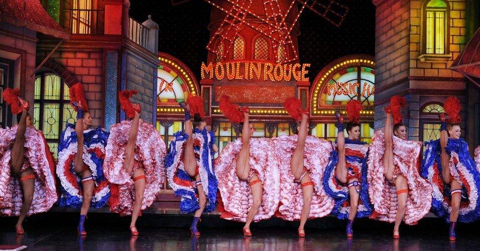 Recorde do Moulin Rouge