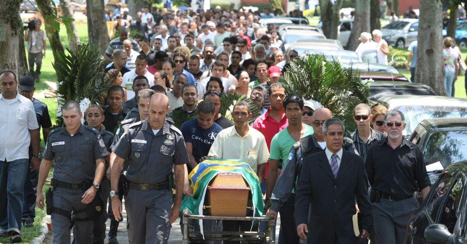 PM morto no Rio