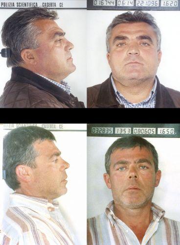 Mafiosos presos