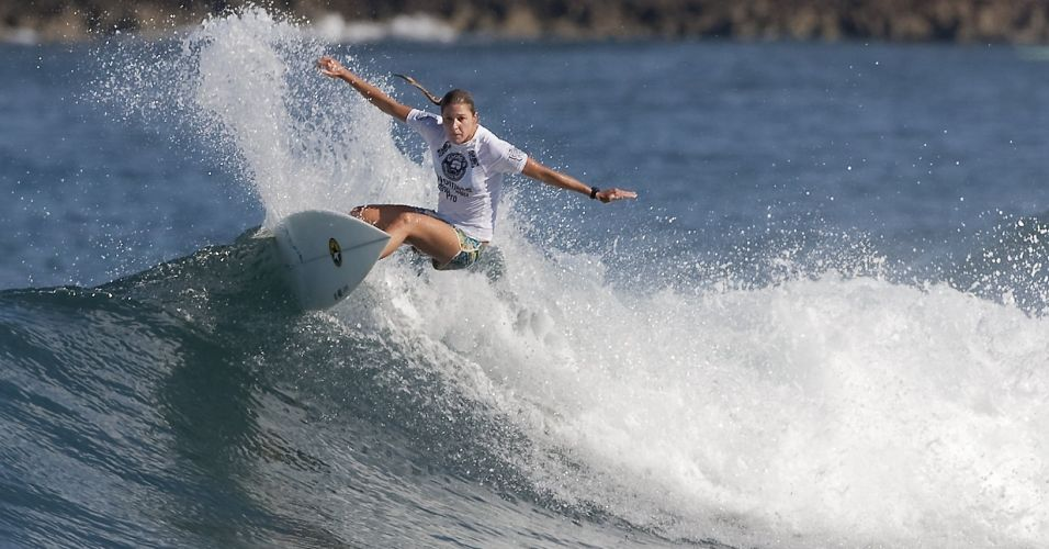 Surfe no Havaí