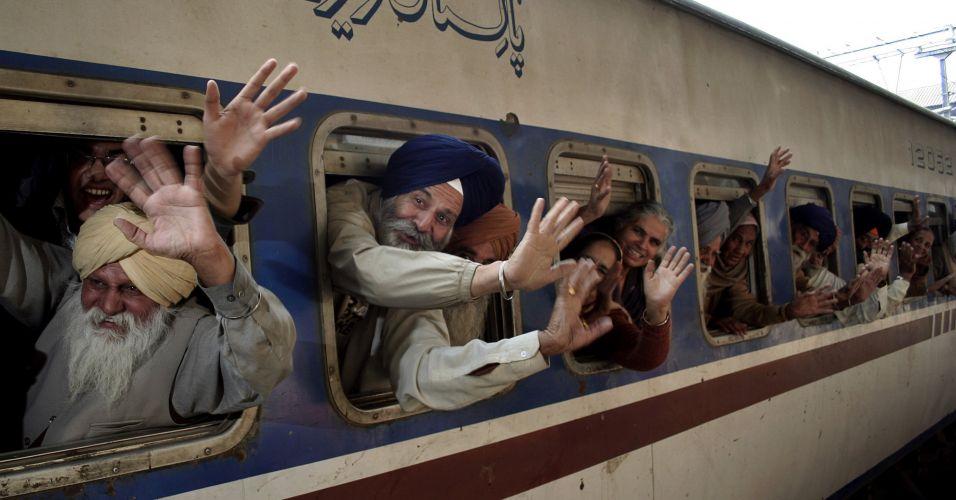 Peregrinação na Índia