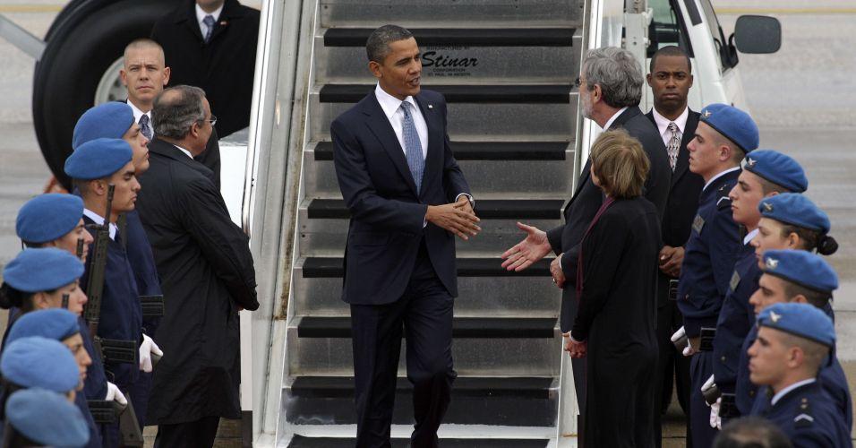 Obama em Portugal