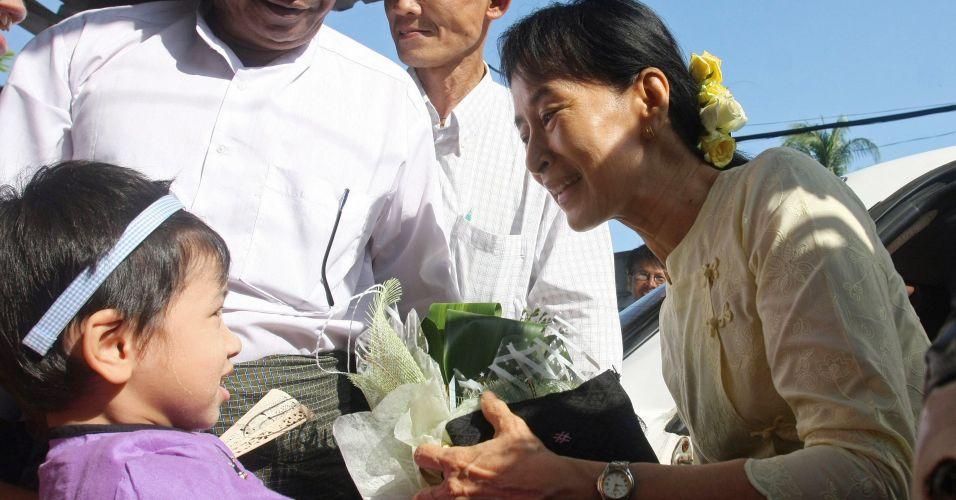 Nobel da Paz em Mianmar