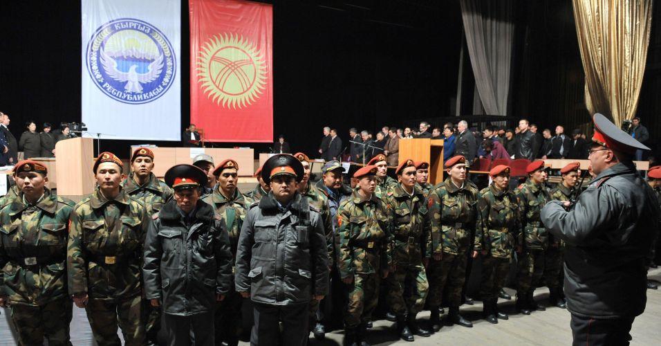 Julgamento no Cazaquistão
