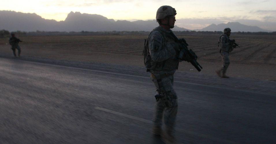 EUA no Afeganistão