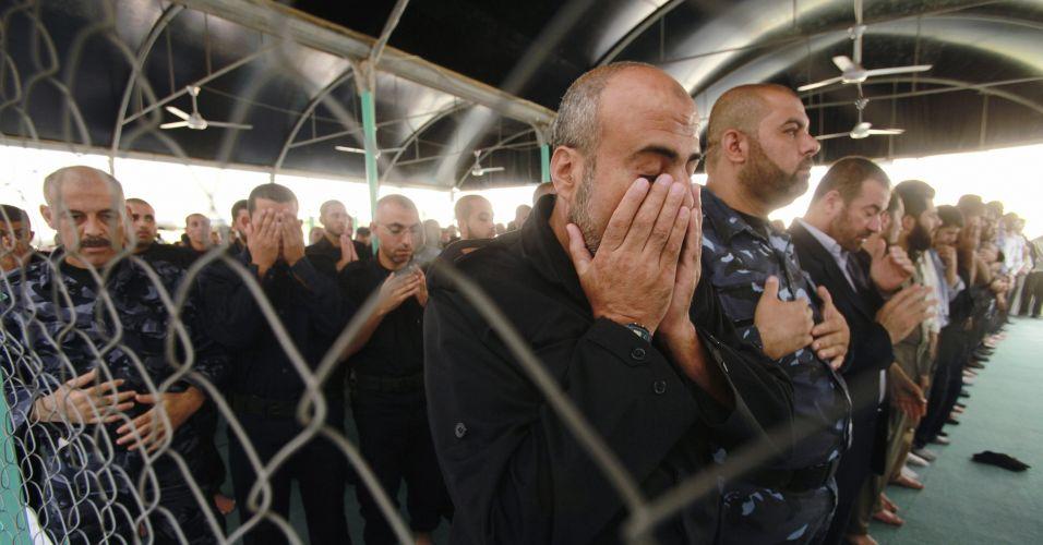 Policiais do Hamas