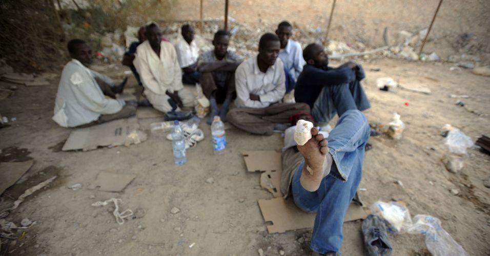 Refugiados sudaneses