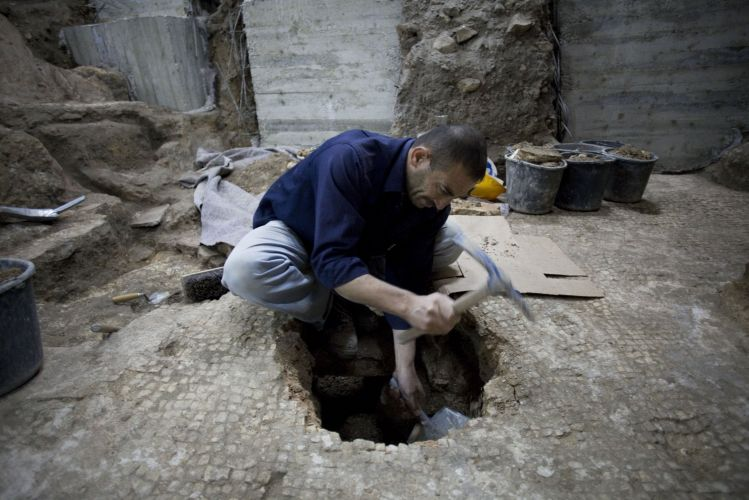 Descoberta de 3.800 anos