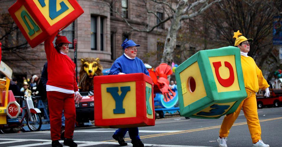 Desfile nos EUA