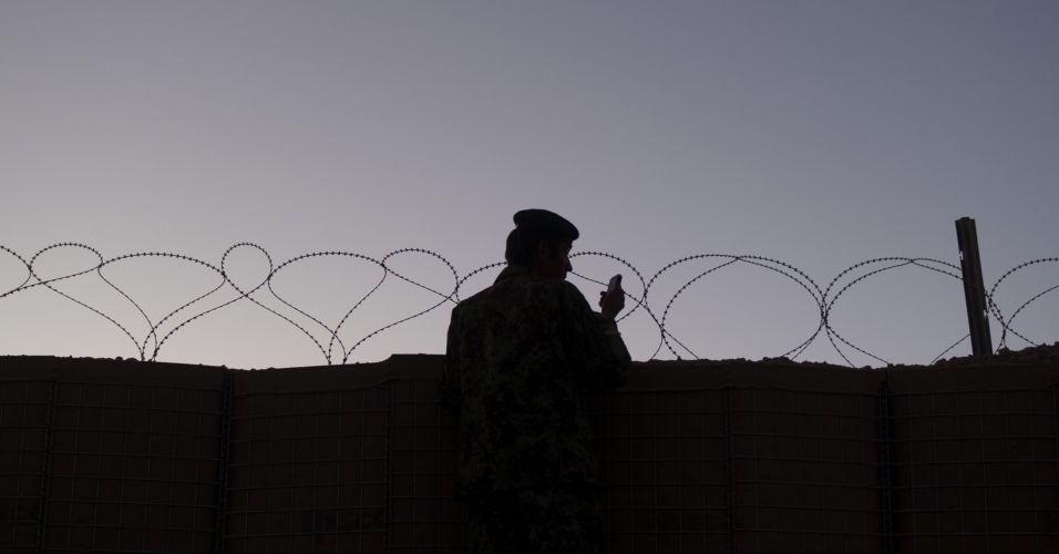 Soldado no Afeganistão