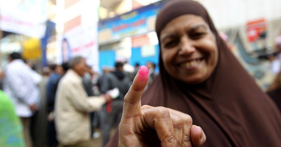 Eleições no Egito