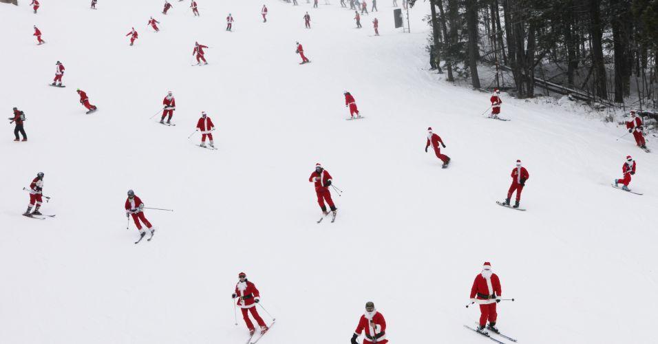 Natal nos EUA