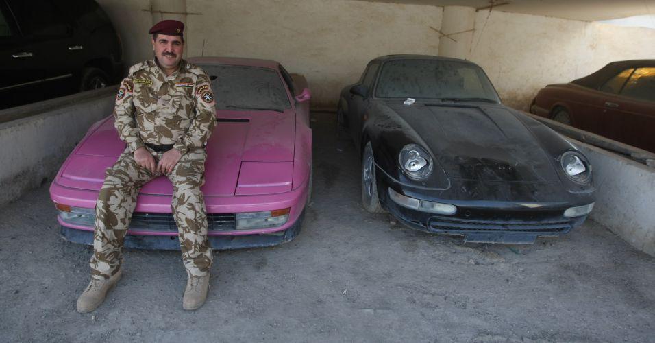 Ferrari rosa no Iraque